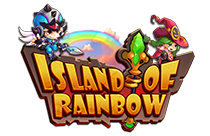 Island of Rainbow Jogos de aventura gratis online