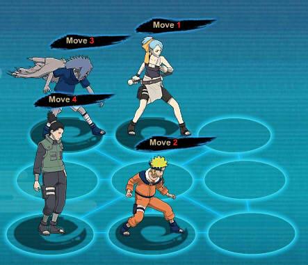 Level 45 Ninja Exam Azure Fang