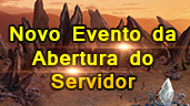 Enviaremos grandes presentes no novo servidor do Legend Online