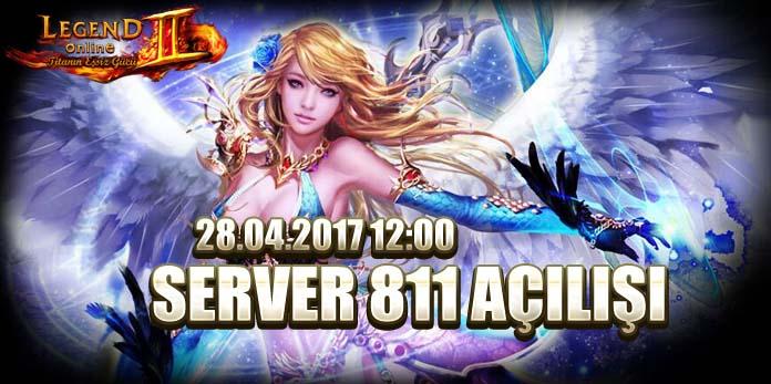 En Yeni Server 811