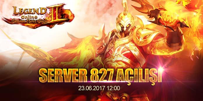 En Yeni Server 826