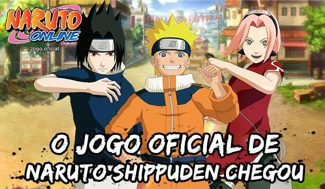 Versão mobile oficial do jogo Naruto Online